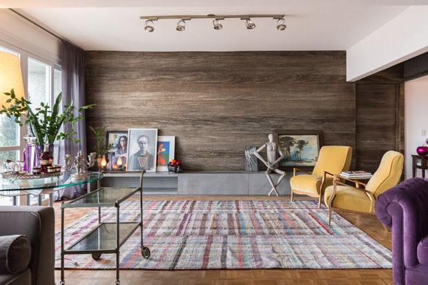 Reforma dá vida nova ao apartamento cinquentão (Foto: ©Marcelo Donadussi)