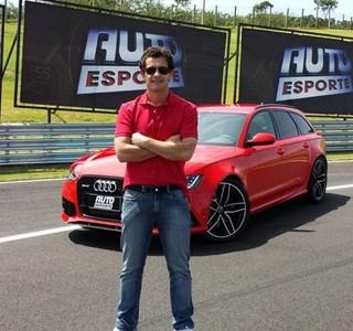 Cesar Urnhani, Auto Esporte (Foto: Reprodução/Facebook)