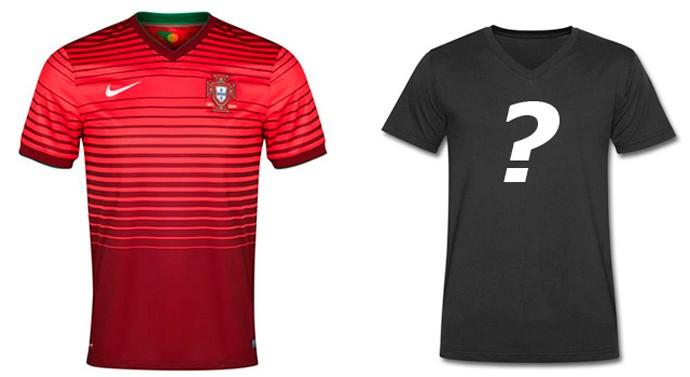 portugal camisa copa