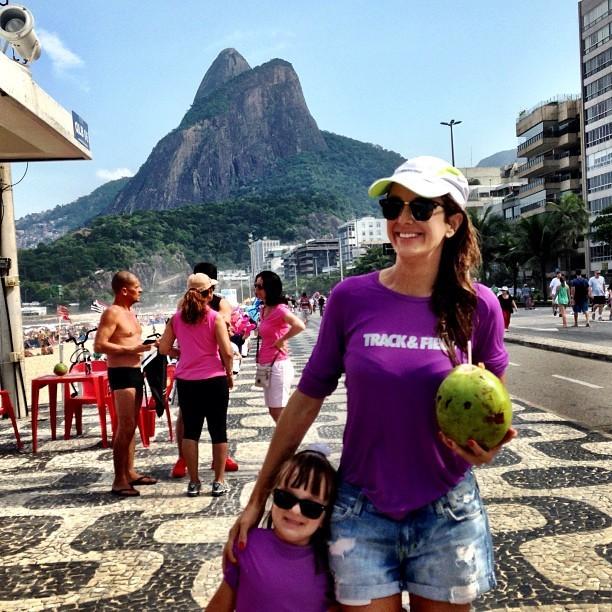 Ticiane Pinheiro com Rafa Justus (Foto: Instagram / Reprodução)