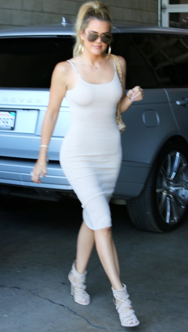 Khloe Kardashian (Foto: X17)