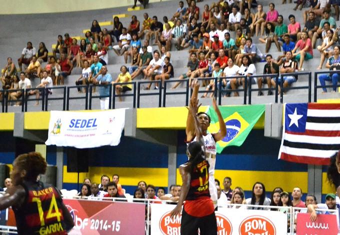 Basquete Maranhão X Sport (Foto: Paulo de Tarso Jr./Maranhão Basquete)