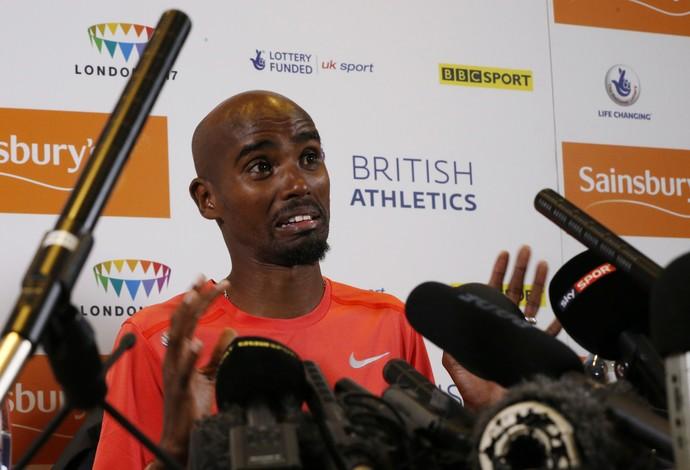 atletismo Mo Farah Birmingham (Foto: Reuters)