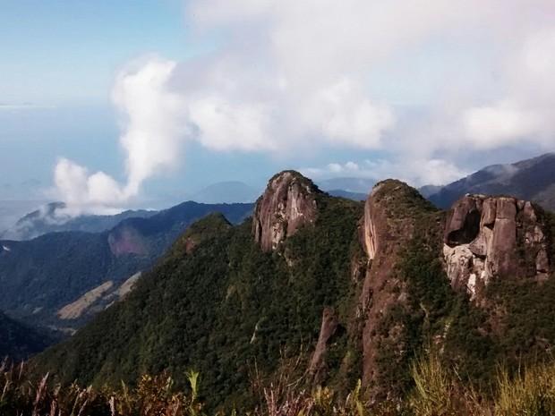 Pedra da Macela em Cunha (Foto: José Leonardo/Vanguarda Repórter)