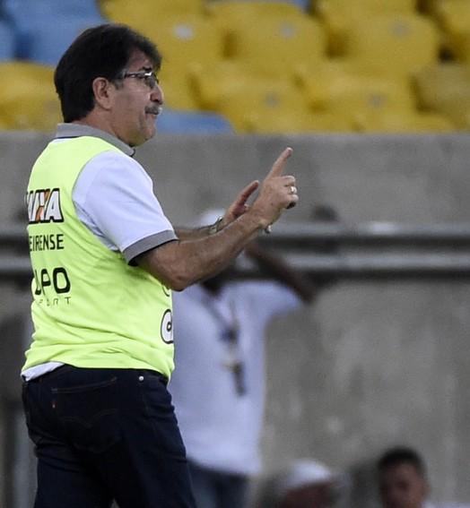 certeiro (André Durão / GloboEsporte.com)