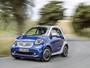 Smart revela nova geração do compacto Fortwo na Europa