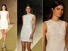 A grife Maria Filó aposta na riqueza de texturas e detalhes no Fashion Rio