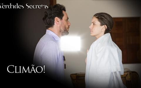 Pia sente um mal estar verdades secretas gshow