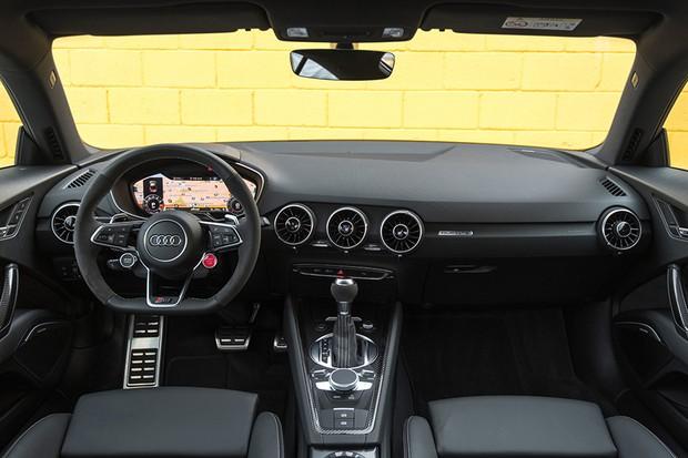 Audi TT RS Coupé (Foto: Divulgação)