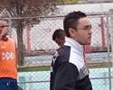 Leandro Euzébio faz trabalho físico em clube de MG e busca volta ao mercado
