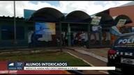 25 crianças intoxicadas em escola no Recanto das Emas