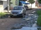 Moradores do bairro da Condor reclamam dos alagamentos no local