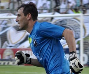 Wilson Júnior, goleiro do ABC (Foto: Frankie Marcone/Divulgação/ABC)