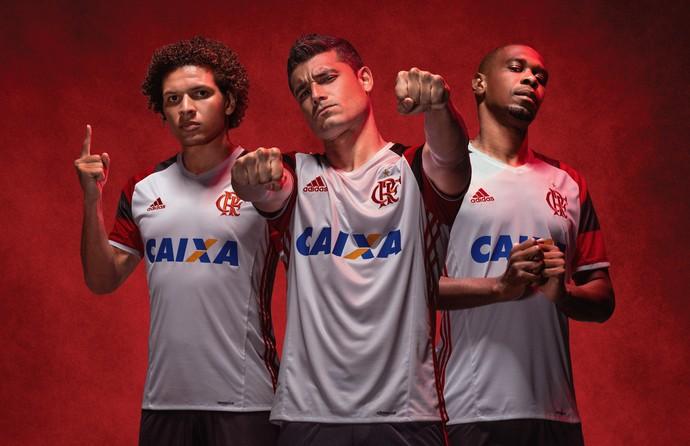 Nova camisa 2 Flamengo  (Foto: Divulgação)