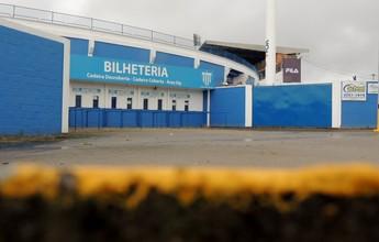 Avaí faz promoção de ingressos para confrontos com Paysandu e Goiás
