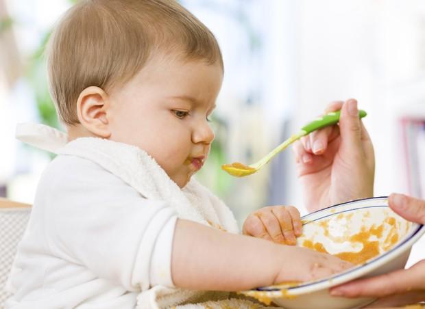 alimentação; criança; comendo;  (Foto: ThinkStock)