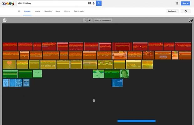 Nove coisas divertidas para pesquisar no Google