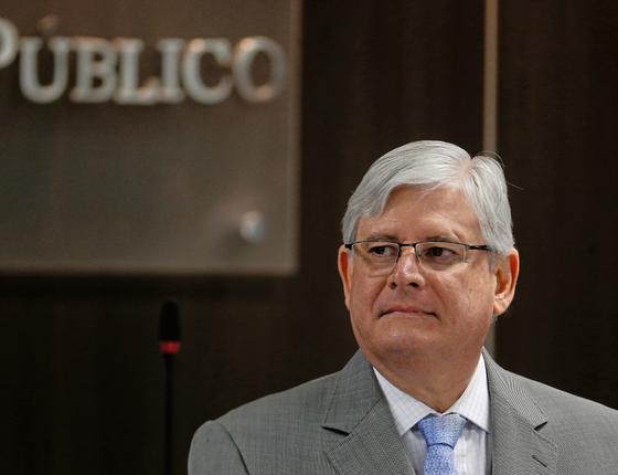 O procurador-geral da República,Rodrigo Janot (Foto:  DIDA SAMPAIO/ESTADÃO CONTEÚDO)