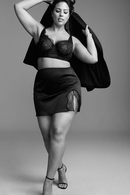 Ashley Graham  (Foto: Reprodução)