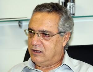 Dagoberto Santos, diretor do Santos