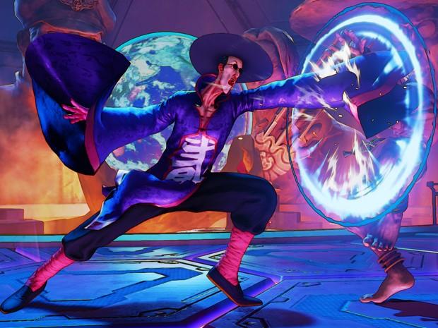 F.A.N.G é capaz de envenenar oponentes em 'Street Fighter V' (Foto: Divulgação/Capcom)