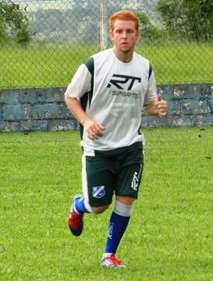 Taubaté Foguinho (Foto: Arthur Costa/ Globoesporte.com)