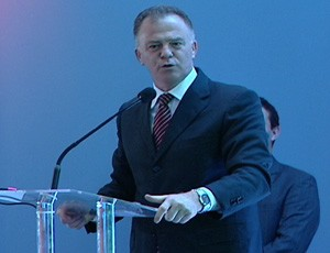 Renato Casagrande, governador do Espírito Santo (Foto: Reprodução/TV Gazeta)