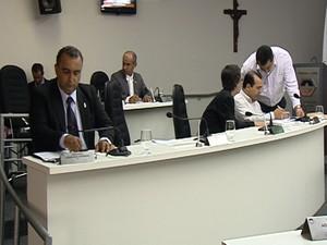 Vereadores devem entrar em recesso nesta sexta-feira (20) (Foto: Reprodução/TV Integração)
