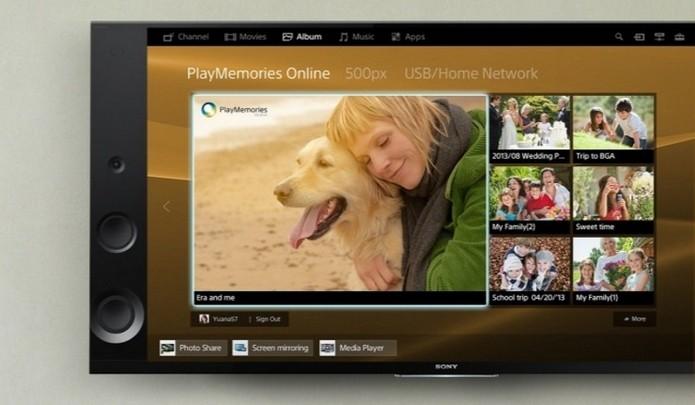 Sony Smart TV X900B 3D e 4K de 55 polegadas (Foto: Reprodução/Sony)