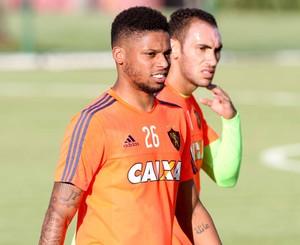 André no Sport (Foto: Aldo Carneiro/Pernambuco Press)