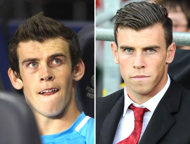 Montagem Bale 2011 e 2013 (Foto: Editoria de Arte)