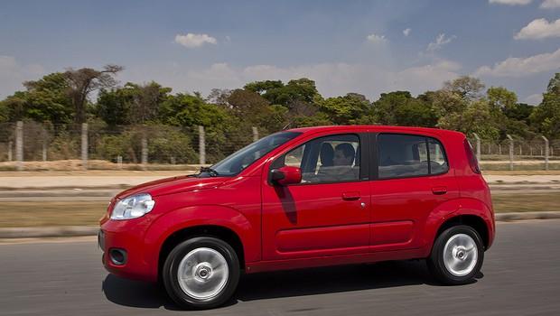 Fiat Uno Economy (Foto: Divulgação)