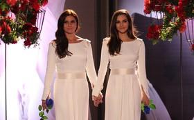 Final: Clara e Marina se casam e formam uma família