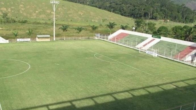 Estádio José Olímpio da Rocha (Foto: Marcelo Pereira/Real Noroeste FC)