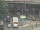 Acidente complica trânsito na Av. Marechal Rondon, na Zona Norte