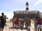 ABIH aponta que 90% dos turistas que estão na Bahia são brasileiros