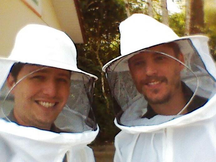'Mistura' mostra como é produzido um dos melhores tipos de mel do mundo  (Foto: RBS TV/Divulgação)