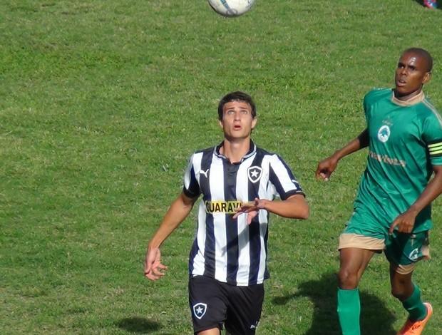 Matias Tellechea, Botafogo (Foto: Divulgação / BFR)
