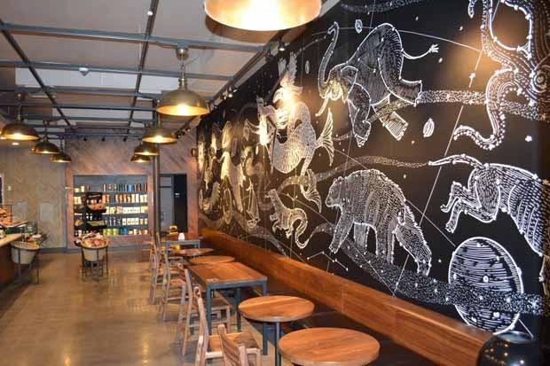 Primary Entry View (Foto: Starbucks/Divulgação)