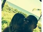 Novo affair de Emerson Sheik se declara: 'Todo meu amor e respeito'