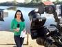 Neyara Pinheiro é convidada para ser repórter do Fantástico durante 1 mês