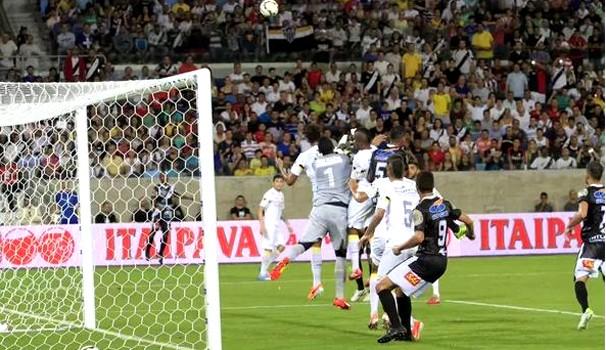 Clubes ficaram no 0 a 0 em jogo de estreia da Copa do Brasil na Arena Pantanal (Foto: Edson Rodrigues)