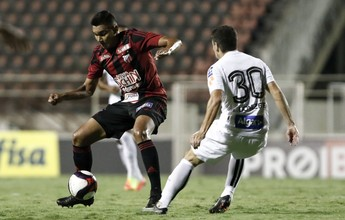 Santistas culpam gramado e falta de um meia por empate contra o Ituano