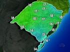 Chuva e vento forte causam estragos em cidades do Rio Grande do Sul