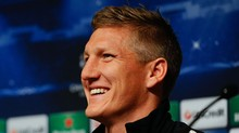 Ex-joia bruta, Schweinsteiger vira maestro do Bayern na final (Agência Getty Images)