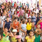 Bailes empolgam pais e filhos (Sérgio Fortuna/ASCOM PMBM)