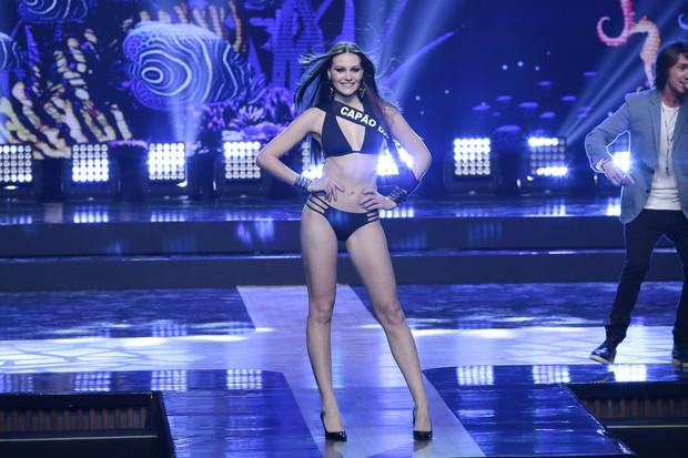 Miss Capão da Canoa, 2º lugar (Foto: Rafael Cusato/Brazil News)
