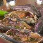 Chef ensina receita de tamuatá na brasa com molho cremoso de tucupi (Reprodução/ TV liberal)