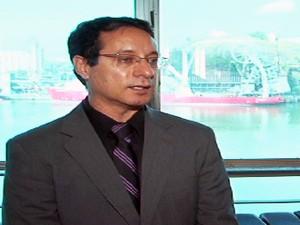 Sérgio Alves Pereira ficou quase dois anos a frente do cargo de secretário de Justiça do Espírito Santo (Foto: Reprodução/TV Gazeta)