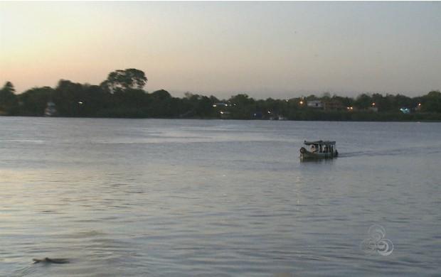 Costa da Ilha de Santana é refúgio de botos (Foto: Bom Dia Amazônia)